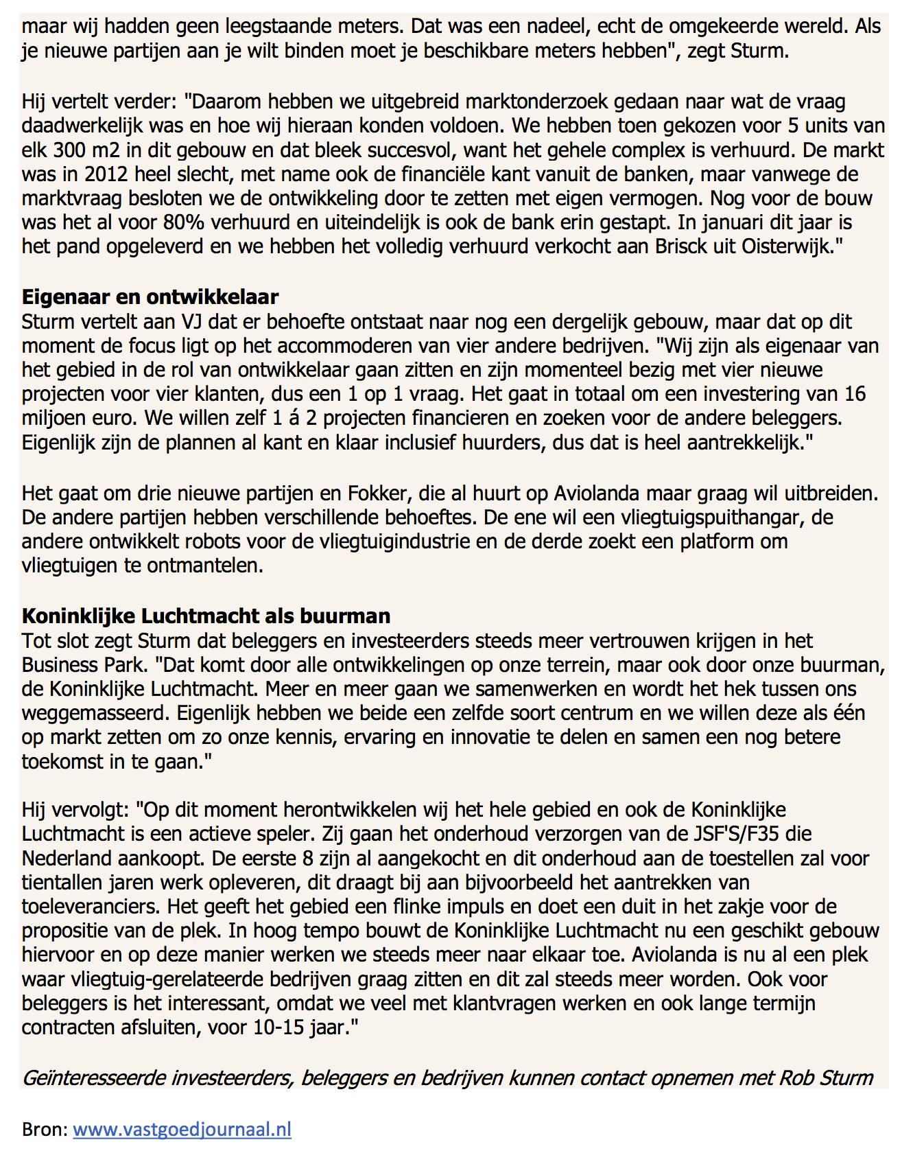Aviolanda artikel 08-05-2015(2)